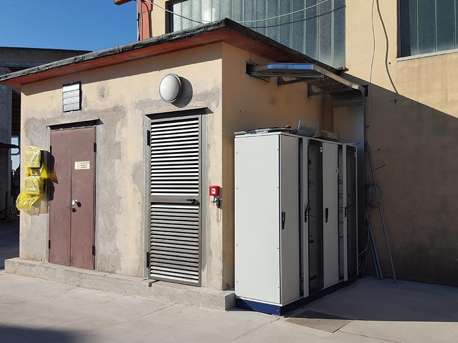 Impianti elettrici industriali 16