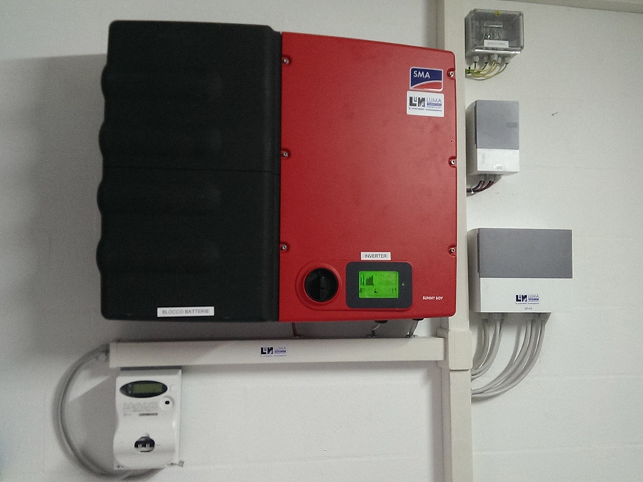 impianto fotovoltaico 10