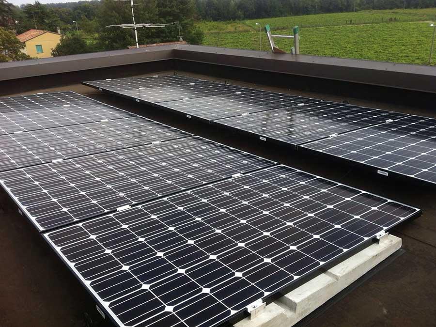 impianto fotovoltaico 13