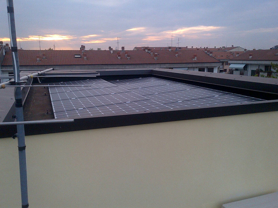 impianto fotovoltaico 14
