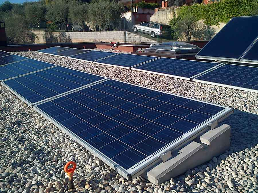 impianto fotovoltaico 16
