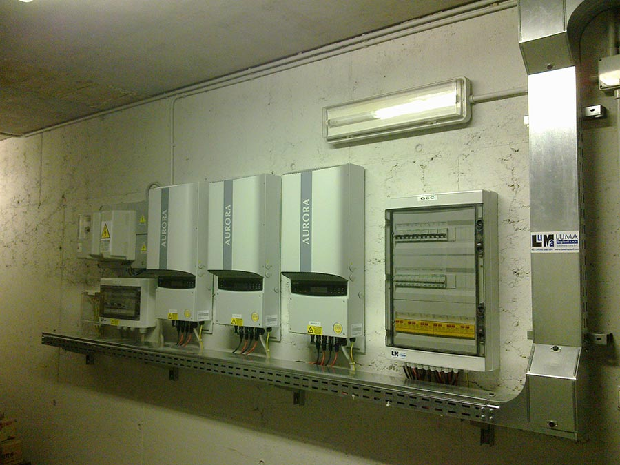 impianto fotovoltaico 25
