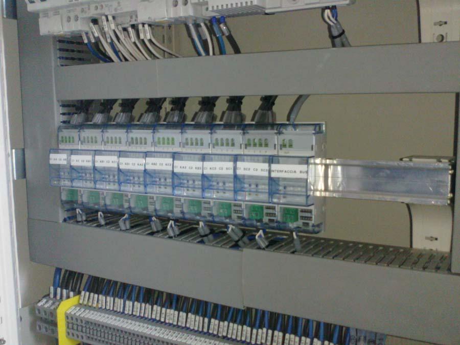 Schema Collegamento Differenziale Magnetotermico : Impianti elettrici nuovi: come vanno fatti » luma impianti