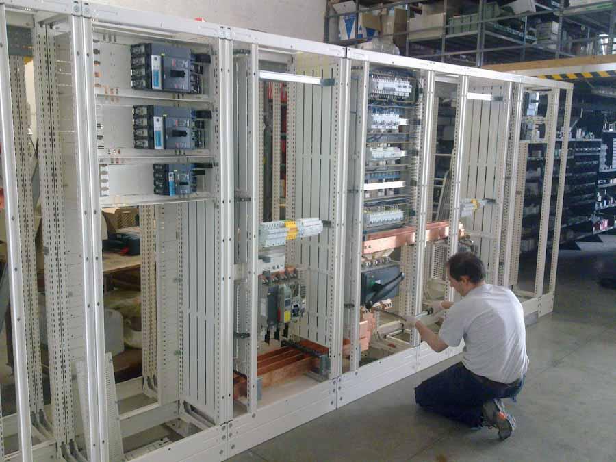 Impianti elettrici industriali 4