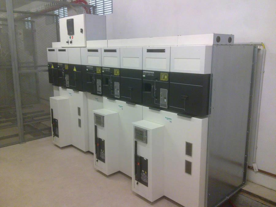 Impianti elettrici industriali 5