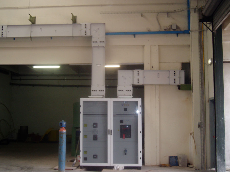 Impianti elettrici industriali 14