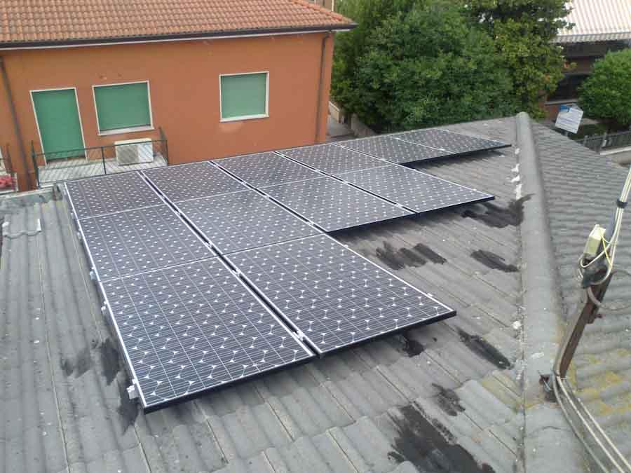 impianto fotovoltaico 4