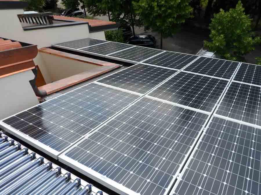 impianto fotovoltaico 7