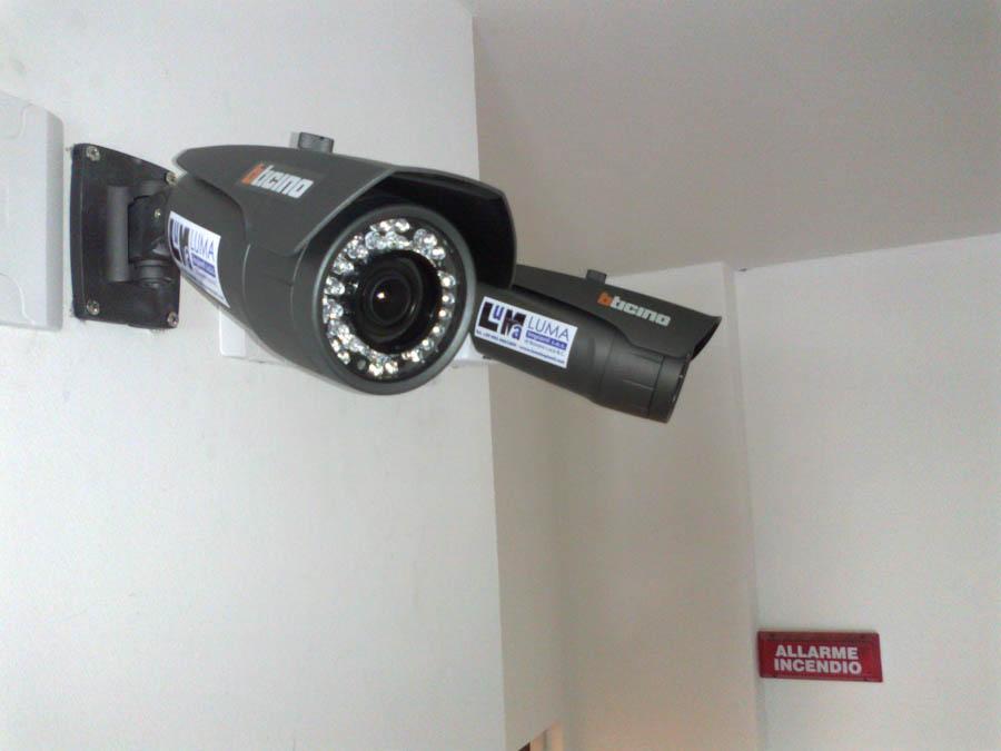 Impianti di videosorveglianza 4