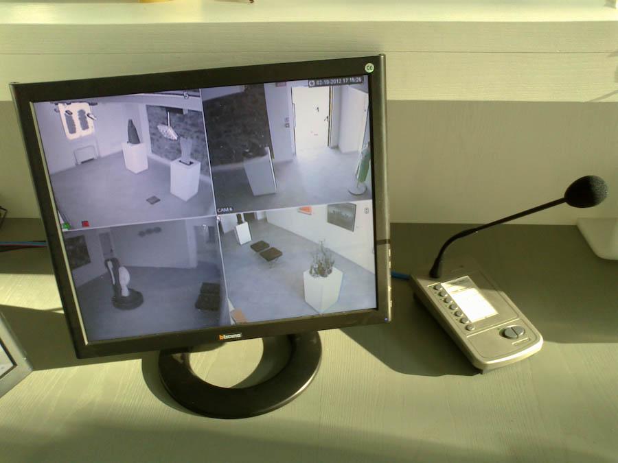 Impianti di videosorveglianza 1