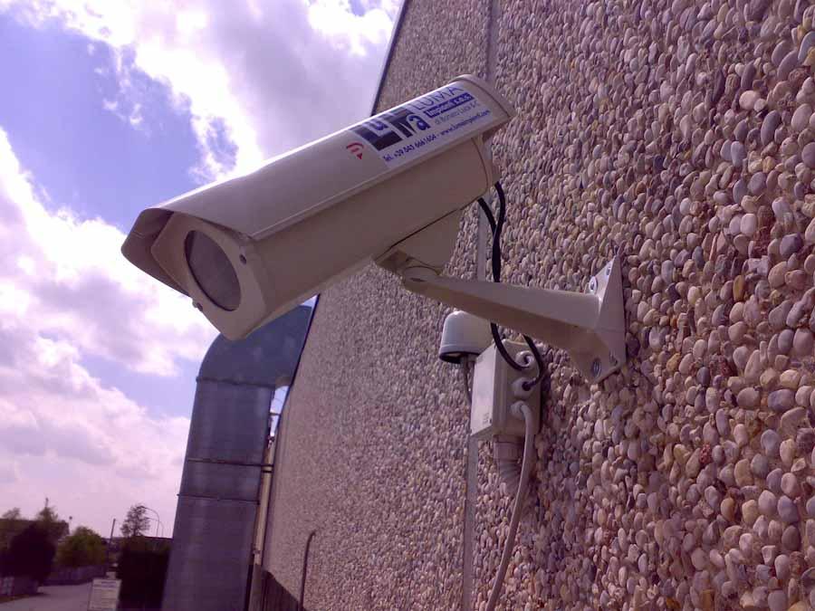 Impianti di videosorveglianza 7