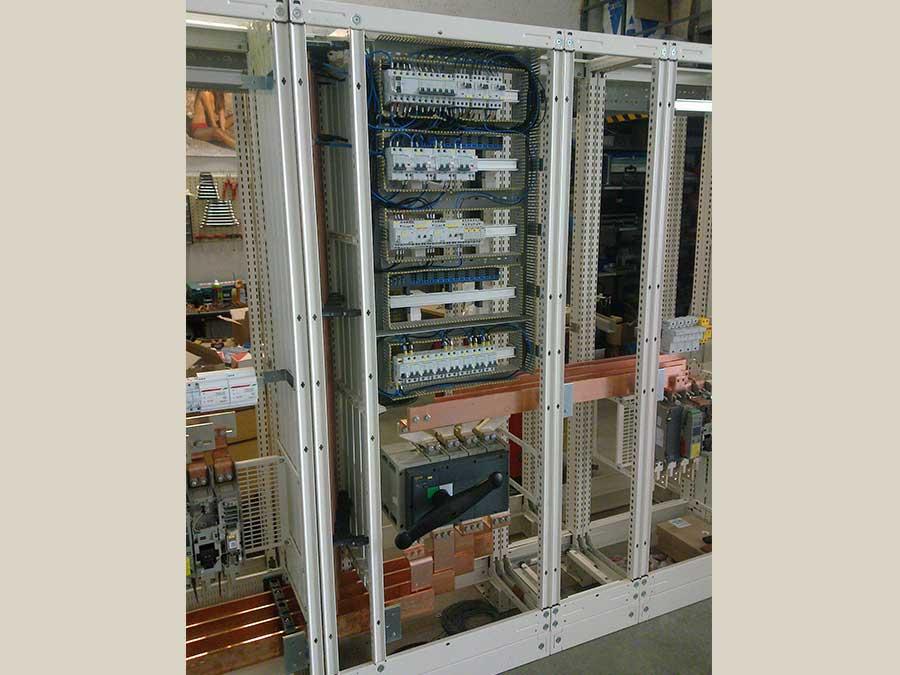 Cablaggio quadri elettrici 11