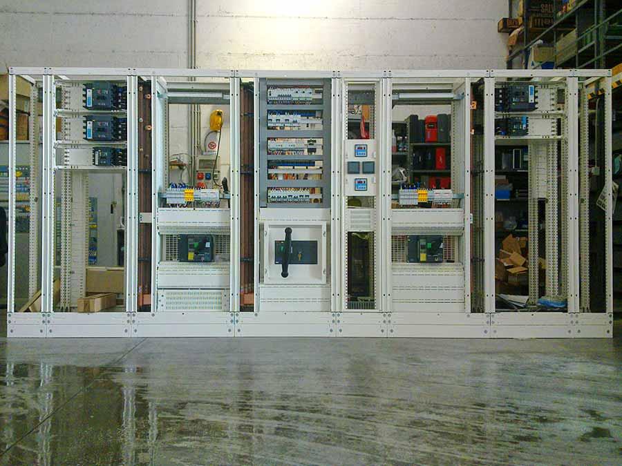 Cablaggio quadri elettrici 14