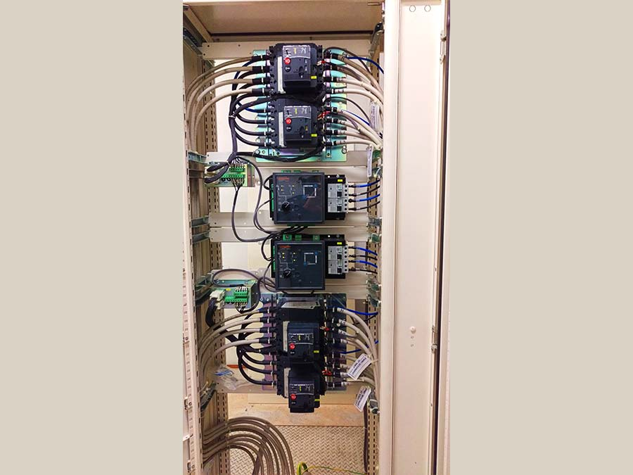 Cablaggio quadri elettrici 20