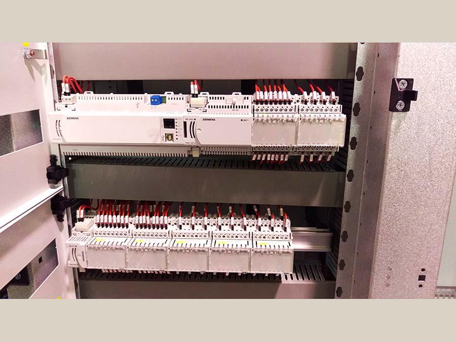Cablaggio quadri elettrici 21