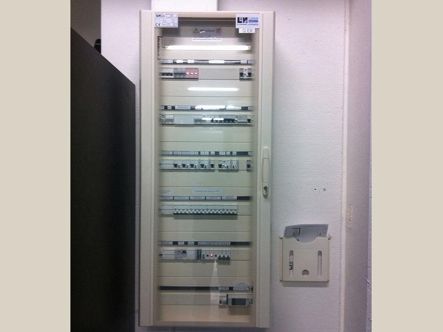 Cablaggio quadri elettrici 33