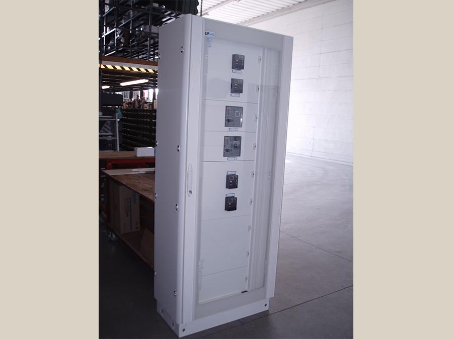 Cablaggio quadri elettrici 35