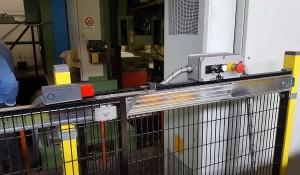 Sistemi di sicurezza bordo macchine