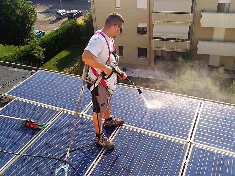 Informativa sulla manutenzione del fotovoltaico