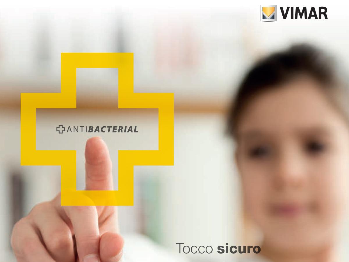 Vimar Plana antibatterica