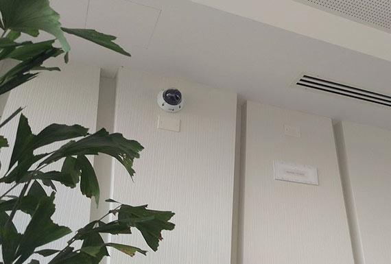 sistema di sicurezza videosorveglianza